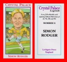 Crystal Palace Simon Rodger